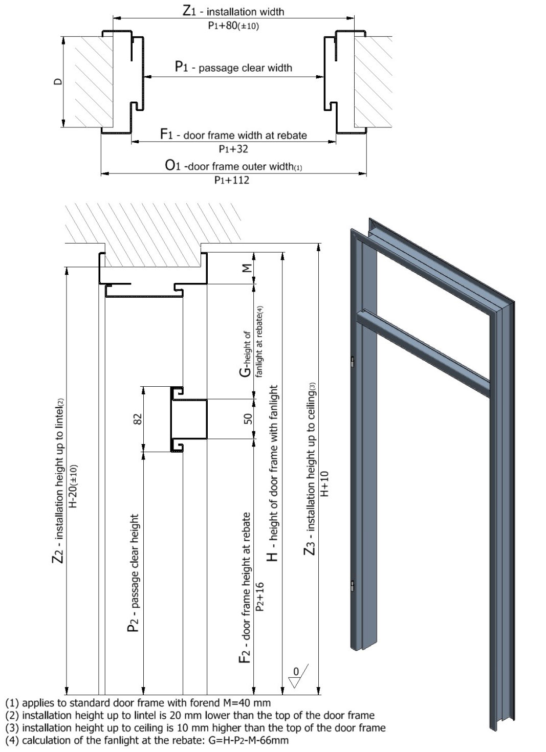 Unique Standard Door Width With Frame Picture Collection - Picture ...